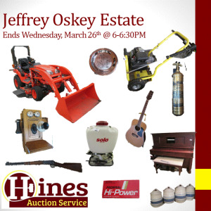 Jeff Oskey Estate 1