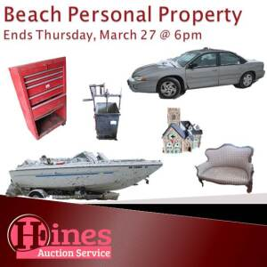 Beach Personal Property