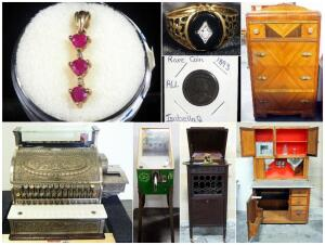 A Little Bit Of Everything Combined Estate Auction