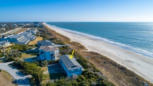Ocean Front Beach House, Home of Golf Course & Prime Commercial Properties