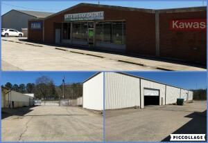 Commercial Property: Retail & Warehouse Space - Oneonta, AL