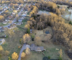 Cozy Ranch Style Home & 10 +/- Ac., Sells To High Bidder - 7695 E. Richland Rd., Columbia, MO