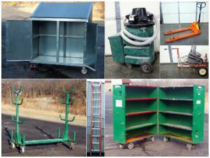 RF Fisher Electrical Liquidation Auction Catalog 4