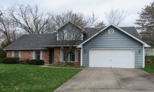 Online Home Auction In Great Family Subdivision, 1511 Longwell Dr., Columbia, MO 65203