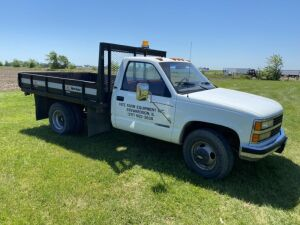 Tate Farm Equipment Retirement Auction
