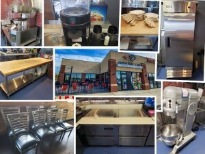 """ Pie's The Limit "" Restaurant Liquidation Auction - Springfield, IL"