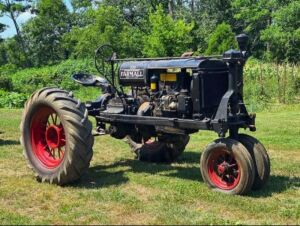 Ritchison Family Antique Tractor Collection Online Only Auction