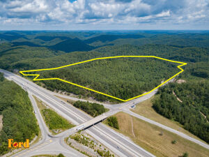 Commercial Development Property - Approximately 63 Acres at Absolute Online Auction