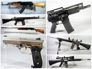 Pick Your Target Fall Firearm And Sportsman Auction