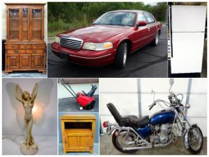Vast Last Summer Blast Combined Estate Auction