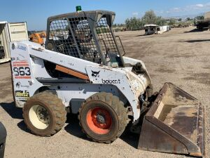 Surplus, Equipment And Construction Auction
