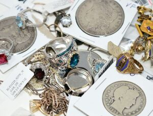 FINE JEWELRY & COIN AUCTION