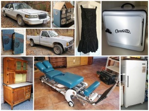 Bob Phillips Harrisonville MO Moving Estate Auction