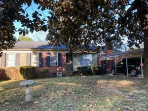 Great Investment Home at 1955 Davis Circle Memphis, TN 38128