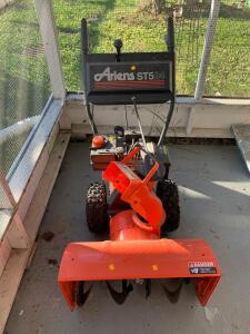 Mowers, Snow Blower, Furniture, Collectibles, and Households