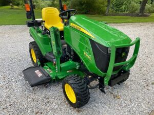 John Deere Tractor & Loader, Auto Parts, & Furniture Auction | Boonville, Indiana