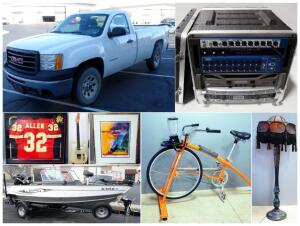 Find Your Perfect Gift Combined Estate Auction