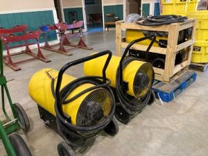 Contractors Surplus Inventory Online Auction