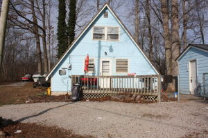 A-Frame House & Lot and Ford Truck at Online Court Ordered Auction