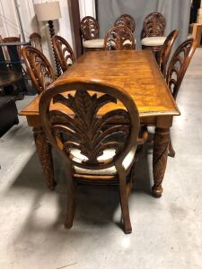 Quality Furniture, Canoe, Tools, Home Decor, Glassware & Collectibles at Absolute Online Auction