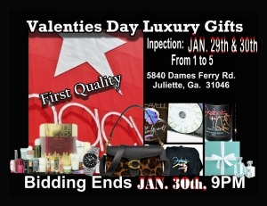Luxury Valentines Gifts, Finer Jewelry, Watches & Autographed Collectibles