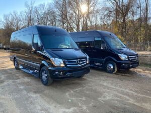 Bank Owned Sprinter Mercedes Vans