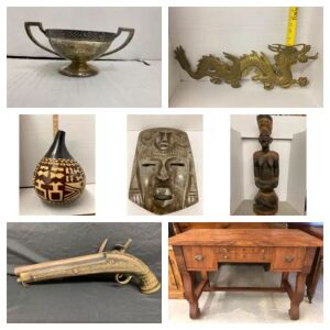 World Traveler's Exotic and Foreign Lifetime Collection at Absolute Online Auction
