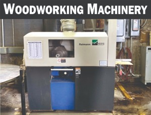 Crestwood Mfg/Indiana Handle Co Equipment Online Only Auction (1/4)