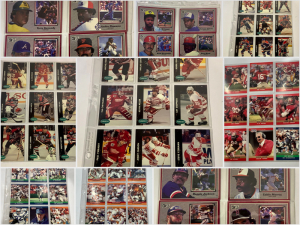 The Sandy Dobbrow Sports Memorabilia Collection No.5 Auction - Online Only