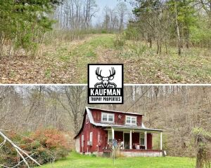 Ritchie County 2 Bedroom Home & 74 Acres #2190