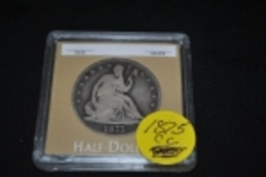 COLLECTIBLE COINS, PAPER MONEY AND JEWELRY