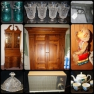 GREAT MAY GRAY ESTATE AUCTION