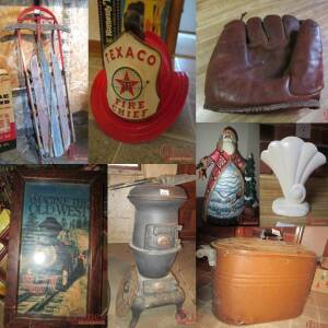Household & Antiques Online Only