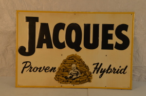 Kaczor Family- Seed Signs and Memorabilia