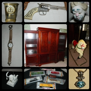 GREAT JANUARY GRAY ESTATE AUCTION