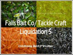 Falls Bait Co/ Tackle Craft 5
