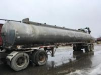 Manure Tanker Trailer, No Title, being sold as Agricultural off road trailer.