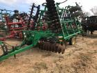 JD 726 Finisher w/ Tine Levelers and Rear Hitch