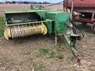 John Deere 328 Baler ** THIS ITEM HAS BEEN PAUSED FOR MORE INFORMATION PLEASE CONTACT TROY AT 989-666-6339 or BILL at 517-719-0768**