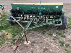 John Deere Grain Drill ** THIS ITEM HAS BEEN PAUSED FOR MORE INFORMATION PLEASE CONTACT TROY AT 989-666-6339 or BILL at 517-719-0768**