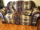 American Furniture Loveseat with throw pillows  (matches # 95)