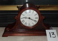 Howard Miller 77th Anni. Edit, Dual Chime Mantle Clock