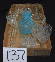 Box Lot-Glassware and Pitchers