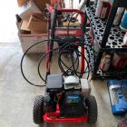 Troy Built Pressure Washer 2600 PSI