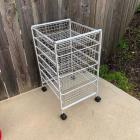 Wheeled Cart Organizer