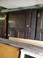 Lot of miscellaneous doors