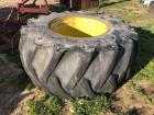 Tire & Rim 30.5 x 32 ** THIS ITEM HAS BEEN PAUSED FOR MORE INFORMATION PLEASE CONTACT TROY AT 989-666-6339 or BILL at 517-719-0768**
