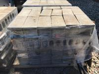 Pallet of Cement Blocks
