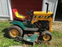 KOHLER YardMan Riding Lawn Mower