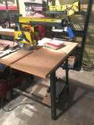 Rockwell radial arm saw - model 10 - 24in our rip